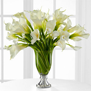 Vera Wang Exclusives - The Musings™ Luxury Calla Lily Bouquet By Vera Wang J-V11