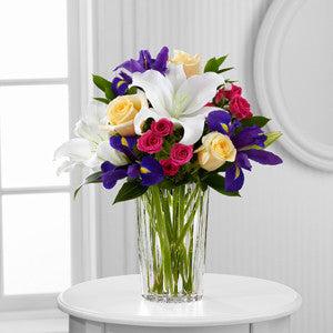 Vera Wang Exclusives - The New Day Dawns™ Bouquet By Vera Wang J-V20