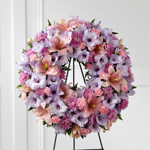 Wreath - The Sleep In Peace™ Wreath J-S29-4502