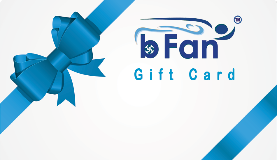 The bFan® Gift Card