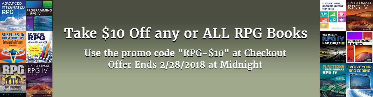 $10 of Any or All RPG Books