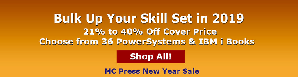 2019 New Year Sale 21% to 40% Off Cover Price