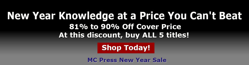 2019 New Year Sale 81% to 90% Off Cover Price