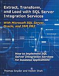 Extract, Transform, and Load with SQL Server Integration Services front cover