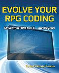 Evolve Your RPG Coding front cover