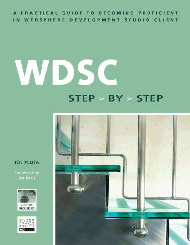 WDSC: Step by Step Front Cover