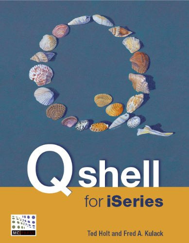 Qshell for iSeries Front Cover