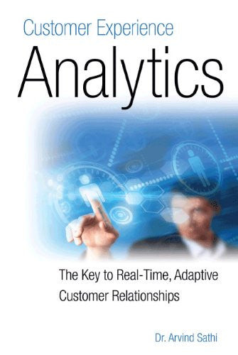 Customer Experience Analytics Front Cover