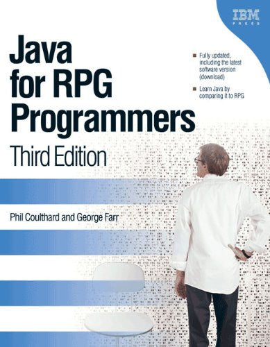Java for RPG Programmers Front Cover