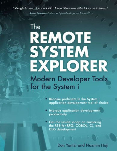 The Remote System Explorer Front Cover