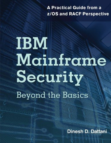 IBM Mainframe Security Front Cover
