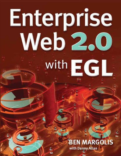 Enterprise Web 2.0 with EGL Front Cover