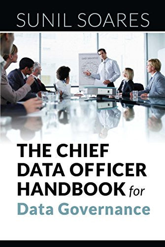 The Chief Data Officer Handbook for Data Governance Front Cover