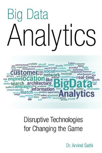 Big Data Analytics Front Cover