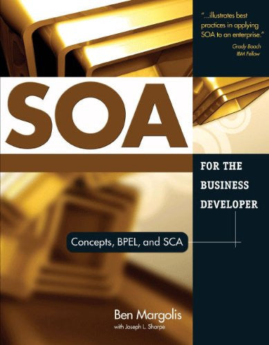 SOA for the Business Developer Front Cover