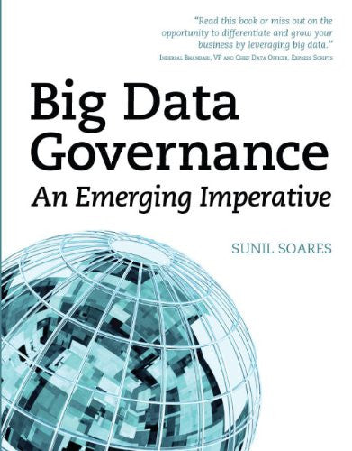 Big Data Governance Front Cover