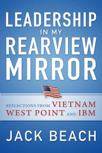 Leadership in My Rearview Mirror Front Cover