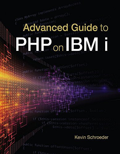 Advanced Guide to PHP on IBM i Front Cover