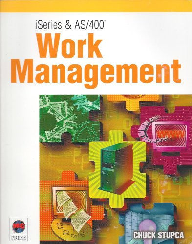 iSeries and AS/400 Work Management Front Cover