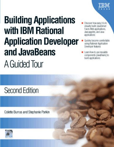 Building Applications with IBM Rational Application Developer and JavaBeans Front Cover