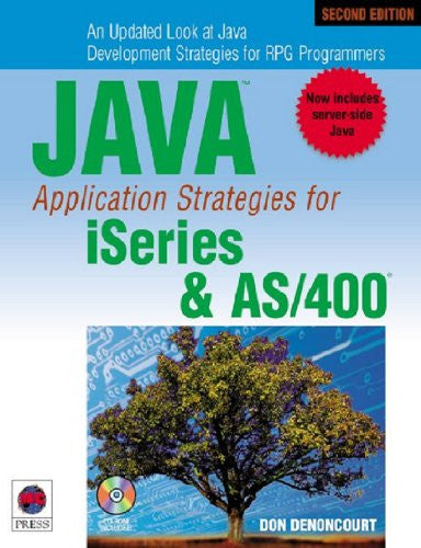 Java Application Strategies for iSeries and AS/400 Front Cover