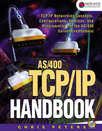AS/400 TCP/IP Handbook Front Cover