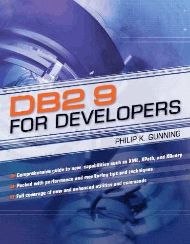 DB2 9 for Developers Front Cover