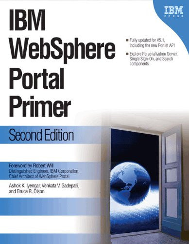 IBM WebSphere Portal Primer Front Cover