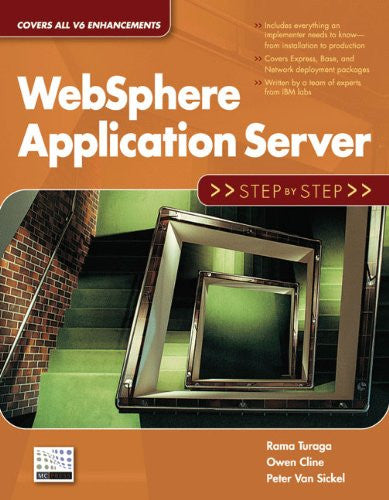 WebSphere Application Server: Step by Step Front Cover