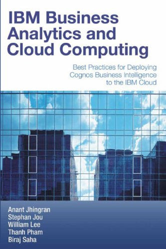IBM Business Analytics and Cloud Computing Front Cover
