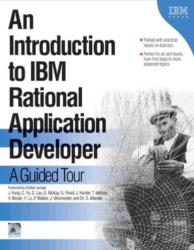 An Introduction to IBM Rational Application Developer Front Cover