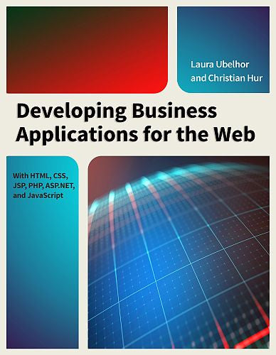Developing Business Applications for the Web