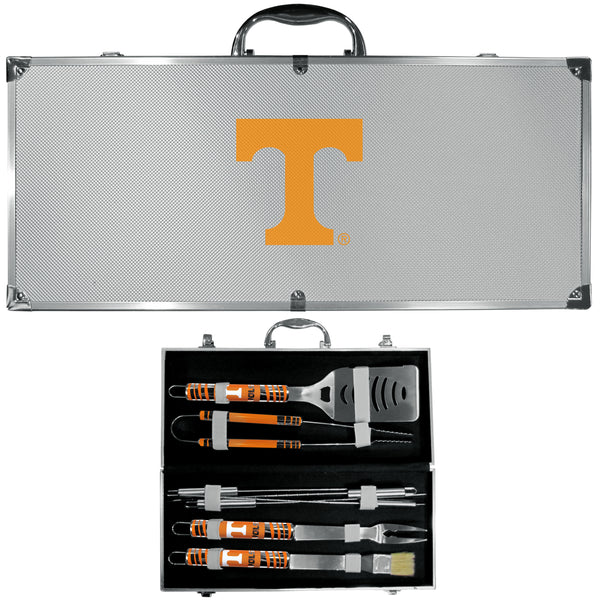 Tennessee Volunteers 8 pc Tailgater BBQ Set