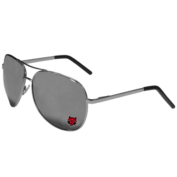 Arkansas St. Red Wolves Aviator Sunglasses