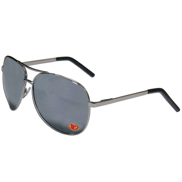 Iowa St. Cyclones Aviator Sunglasses