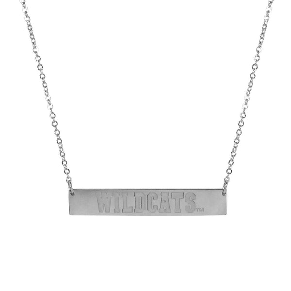 Kentucky Wildcats Bar Necklace