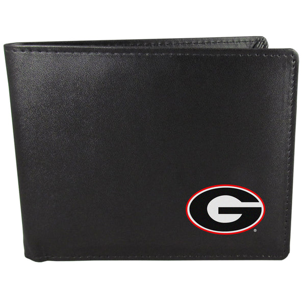Georgia Bulldogs Bi-fold Logo, Small Logo