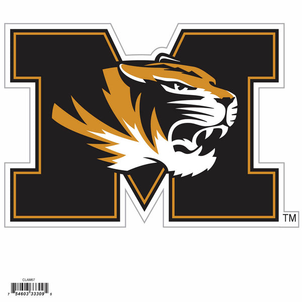 Missouri Tigers 8 inch Logo Magnets