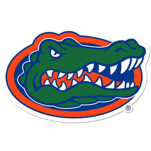Florida Gators 8 inch Auto Decal