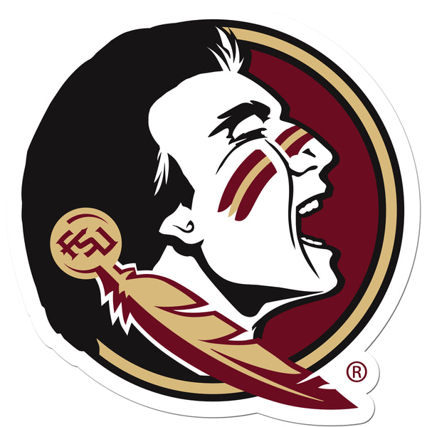 Florida St. Seminoles 8 inch Auto Decal