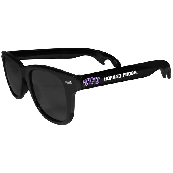 Wisconsin Badgers Beachfarer Bottle Opener Sunglasses