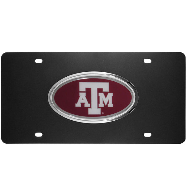 Texas A & M Aggies Acrylic License Plate