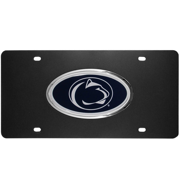 Penn St. Nittany Lions Acrylic License Plate