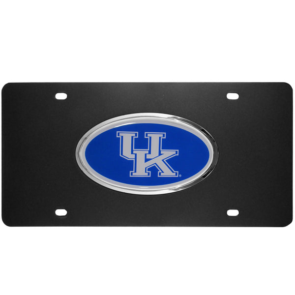 Kentucky Wildcats Acrylic License Plate