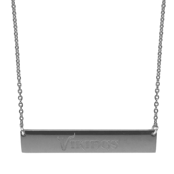 Minnesota Vikings Bar Necklace
