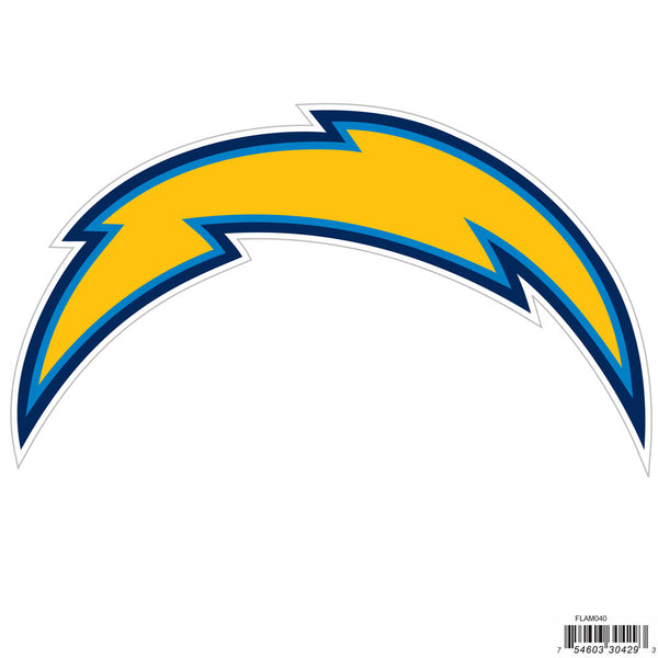 Los Angeles Chargers 8 inch Logo Magnets