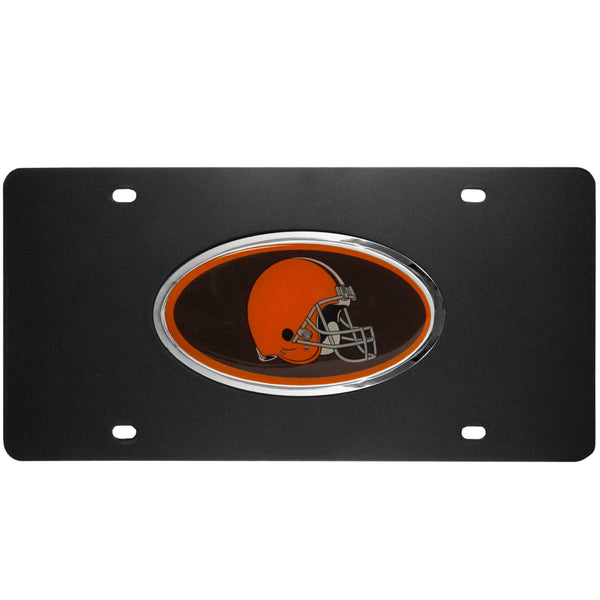 Cleveland Browns Acrylic License Plate