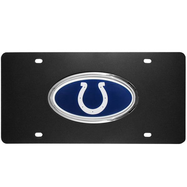 Indianapolis Colts Acrylic License Plate