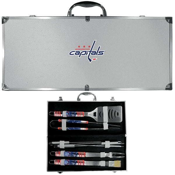 Washington Capitals® 8 pc Tailgater BBQ Set