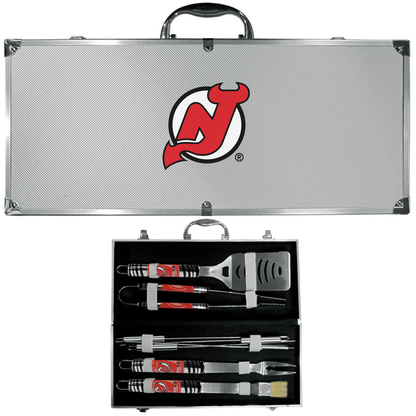 New Jersey Devils® 8 pc Tailgater BBQ Set